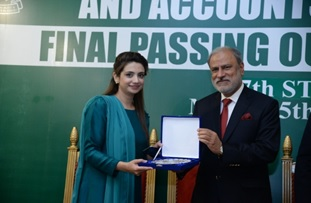 Best Achievement award of 47th STP